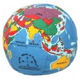 Hugg a Planet Montessori Geography- Kid World Citizen