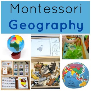 Montessori Geography Lessons