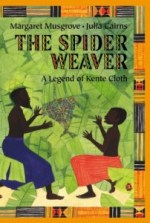 Spider Weaver Kente Cloth Legend- Kid World Citizen
