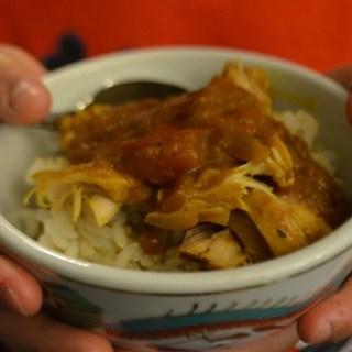 Creamy Cashew Chicken Curry