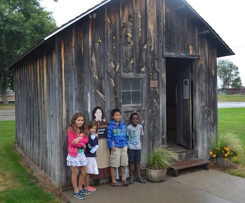 Brewster School Laura Ingalls Wilder Museum- Kid World Citizen
