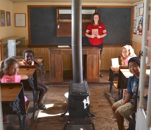 Laura Ingalls Wilder Museum School- Kid World Citizen