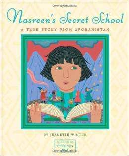 Nasreen's Secret School Girls in Education- Kid World Citizen