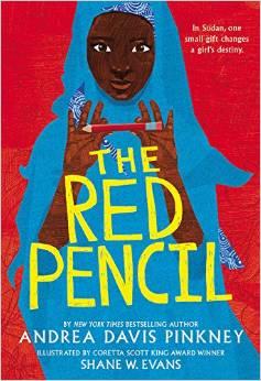 The Red Pencil Girls In School- Kid World Citizen