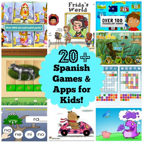 Best Spanish Apps Games Kids- Kid World Citizen
