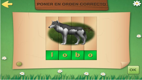 Leer en Espanol Spanish Games- Kid World Citizen
