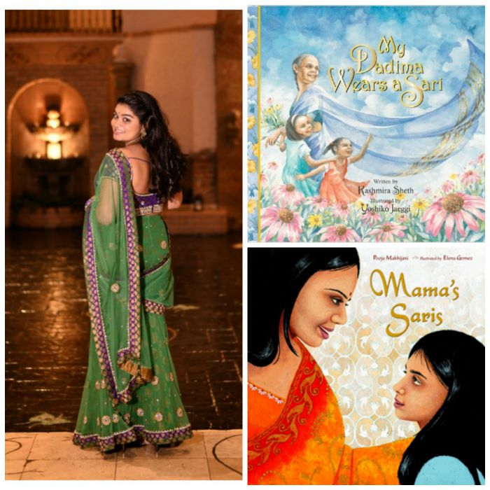 What is a Sari for Kids- Kid World Citizen