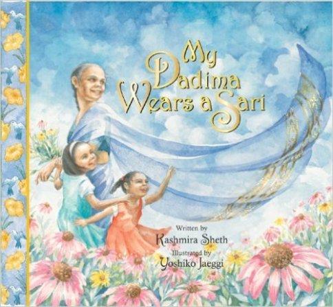 Dadima Wears a Sari- Kid World Citizen