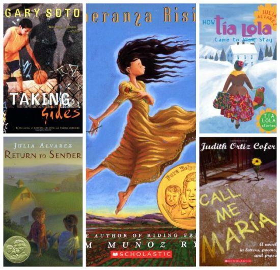 Latino Chapter Books- Kid World Citizen