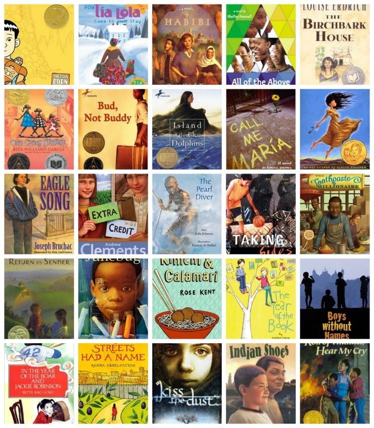 Multicultural Chapter Books For Kids- Kid World Citizen