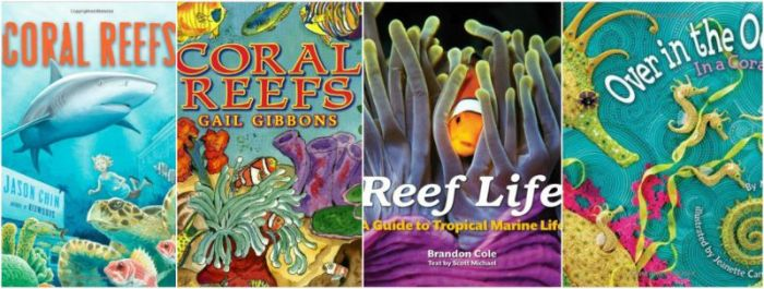 Coral Reefs Books For Kids- Kid World Citizen