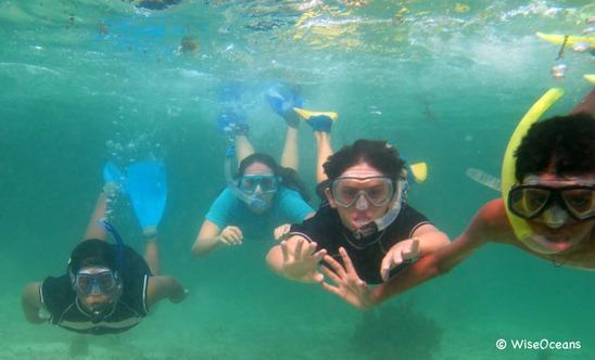 Skype Marine Biologist Coral Reefs- Kid World Citizen