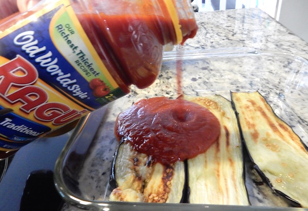 Easy Eggplant Parmesan Recipes- Kid World Citizen