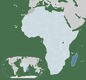Madagascar Africa- Kid World Citizen