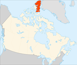 Ellesmere Island Canada- Kid World Citizen