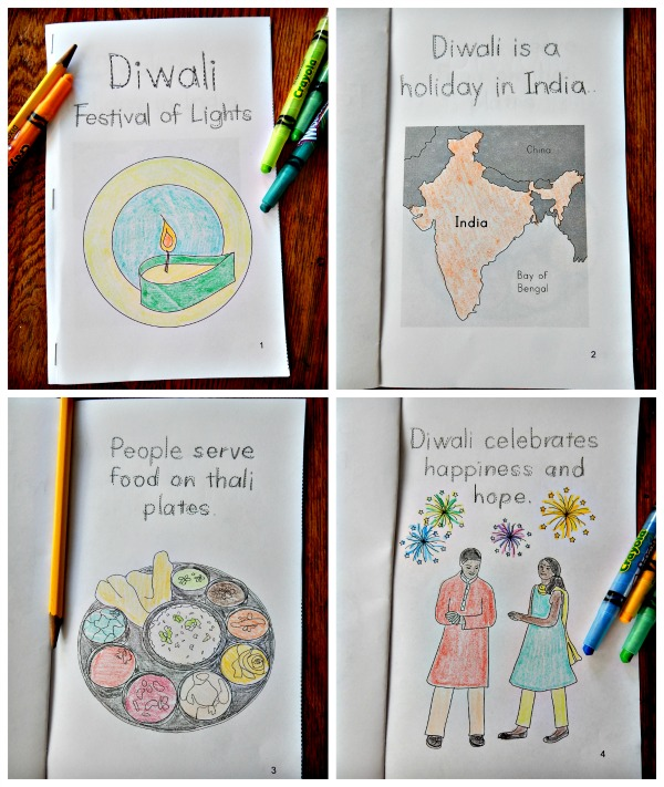 about diwali festival for kids