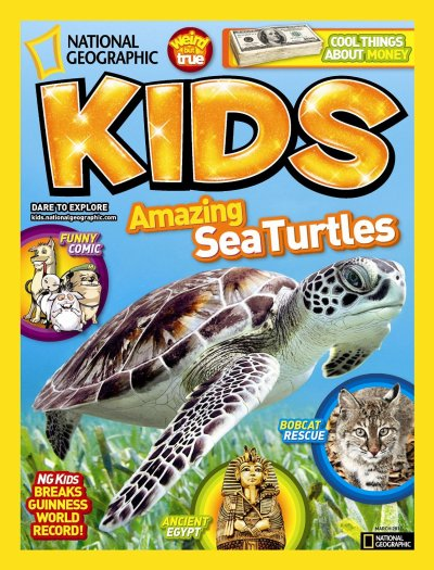 Nat Geo Kids Stocking Stuffer- Kid World Citizen