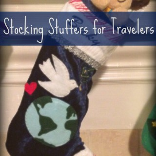 Stocking Stuffers for Travelers- Kid World Citizen