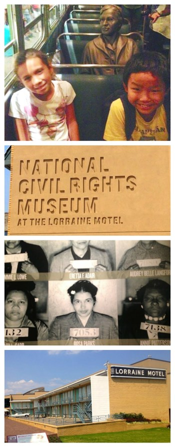 National Civil Rights Museum- Kid World Citizen