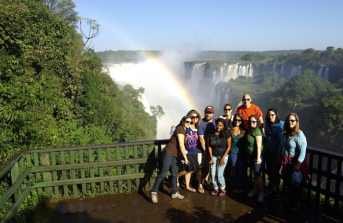 Iguazu Teacher Travel GEEO- Kid World Citizen