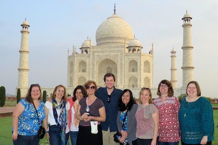 India Taj Majal Teacher Travel GEEO- Kid World Citizen