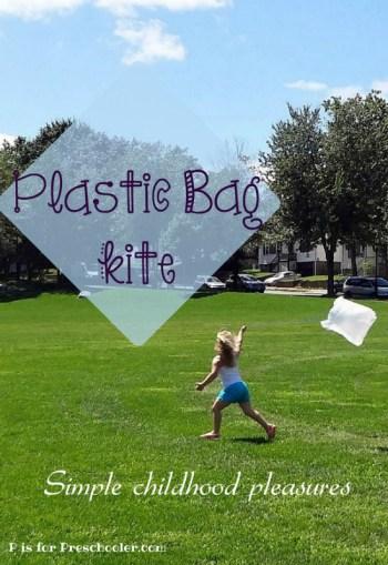 One Plastic Bag Inspired Kite- Kid World Citizen
