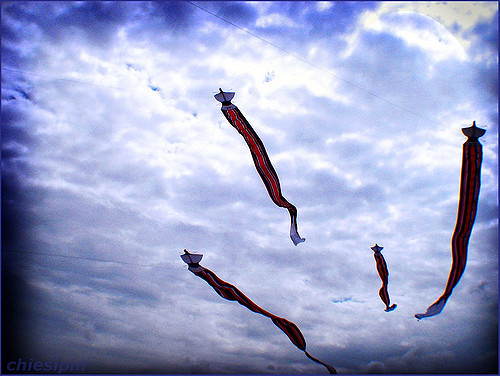 Kites Around the World Bali Indonesia- Kid World Citizen