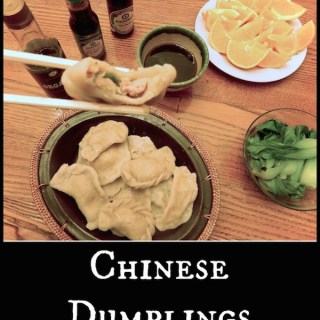 Chinese Dumplings Recipe for Chinese New Year
