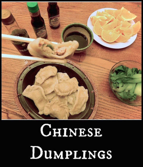 Chinese Dumplings Recipe- Kid World Citizen