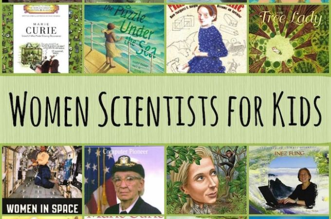 Books about Women Scientists for Kids- Kid World Citizen