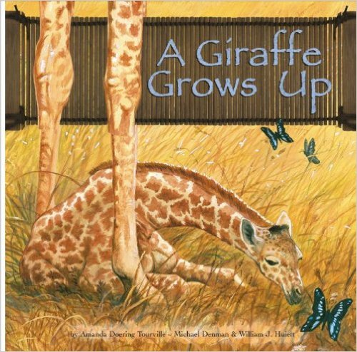 Giraffe Books for Kids- Kid World Citizen
