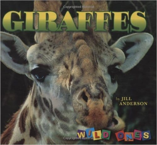 Learn about Giraffes Kids Books- Kid World Citizen