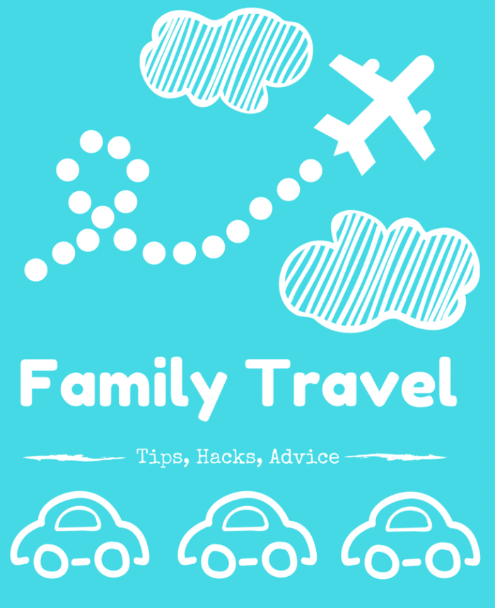 Family Travel Button