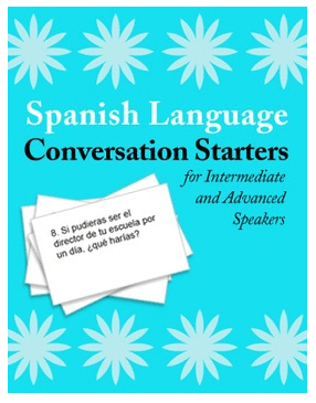 Spanish Conversation Practice- Kid World Citizen