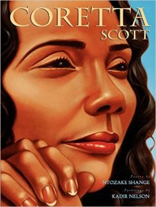 Coretta Scott Black History Biographies- Kid World Citizen