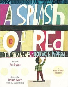 Horace Pippin Black History Biographies- Kid World Citizen