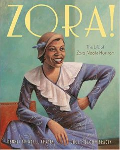 Zora Black History Biographies- Kid World Citizen