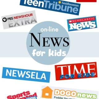 World News For Kids: Online Sources and Lessons