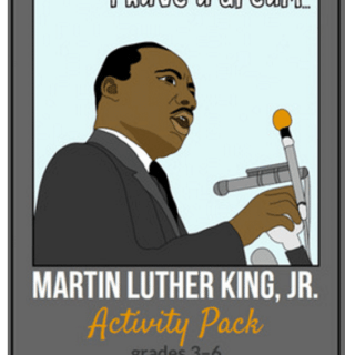 Martin Luther King Lesson- Kid World CItizen