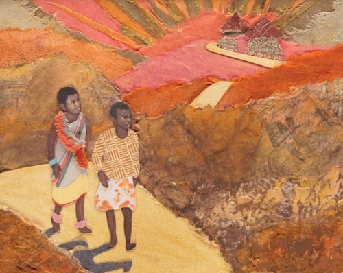 Multicultural Books Africa Kids- Kid World Citizen
