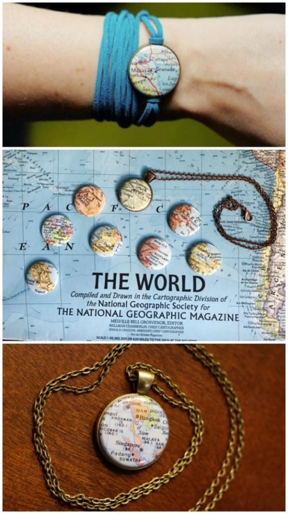 Street Mutts Travel Jewelry Fundraiser- Kid World Citizen