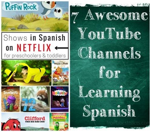 Teach your kids Spanish- Kid World Citizen