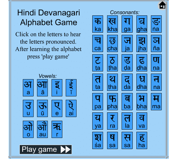 Hindi Kids Games Apps- Kid World Citizen