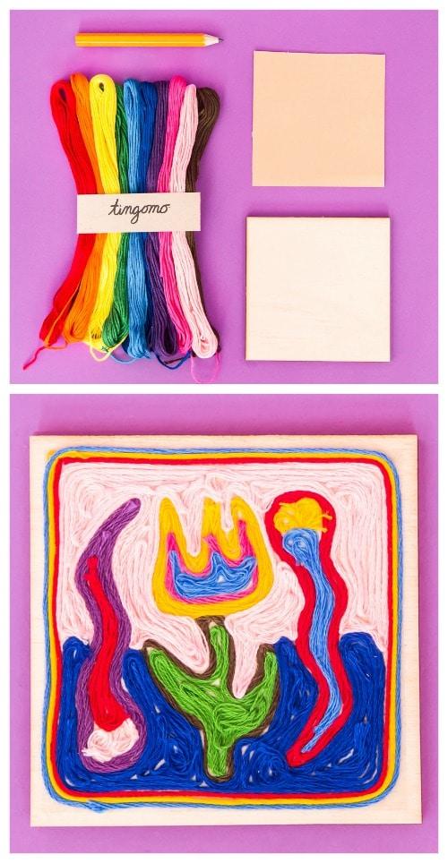 Mexico Craft Kit Tingomo- Kid World Citizen