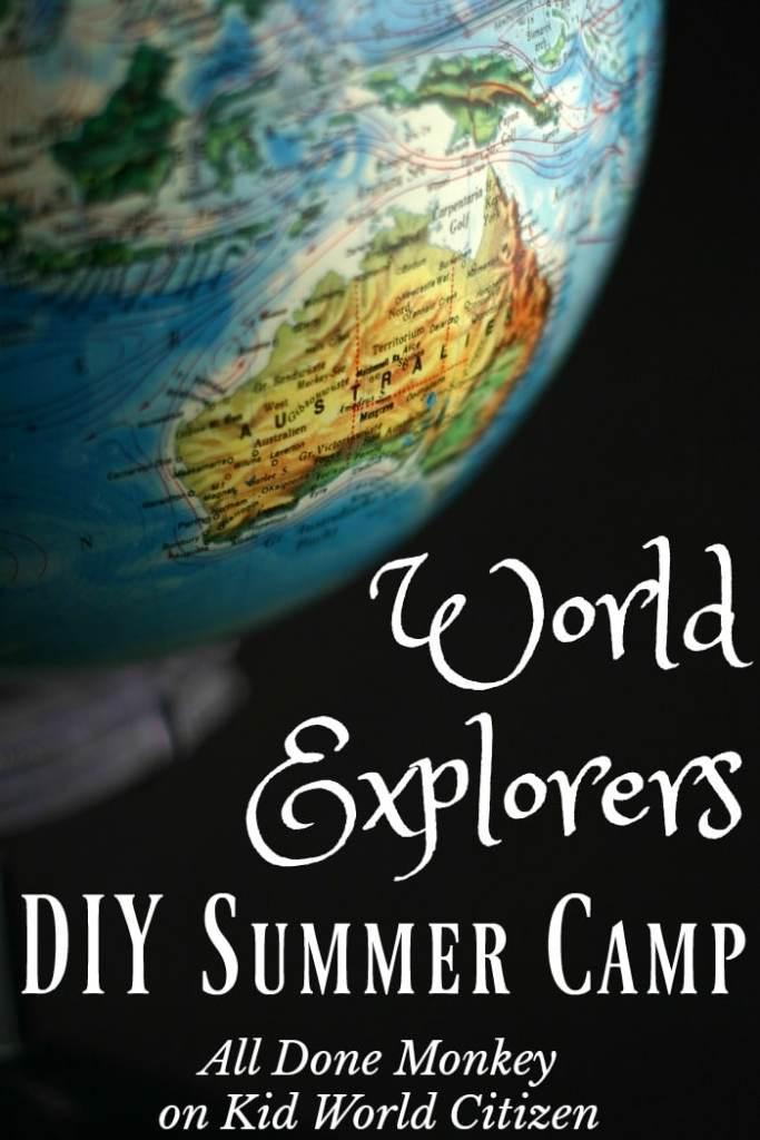 Around the World Summer Camp