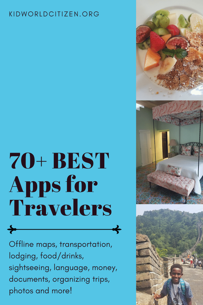 Best apps for travel must have apps for world travelers best apps for travel kid world citizen gumiabroncs Gallery