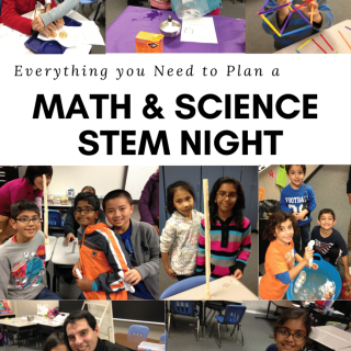 Math and Science Night Kids School- Kid World Citizen