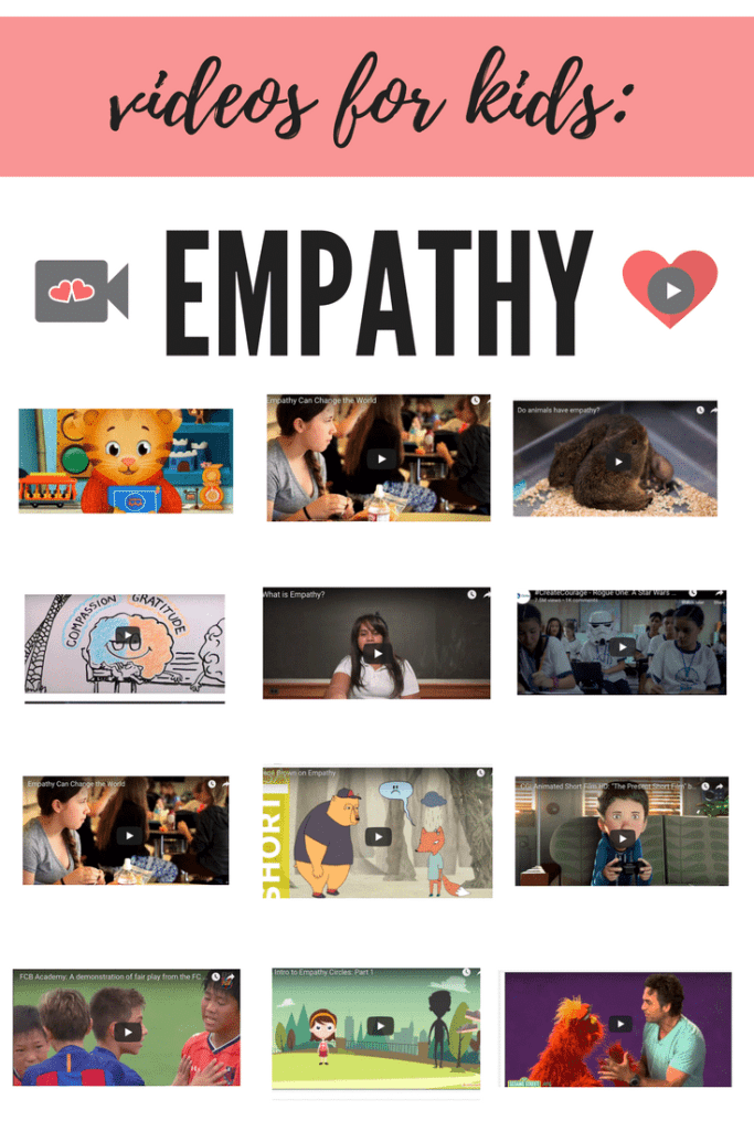 Videos about empathy for kids- Kid World Citizen