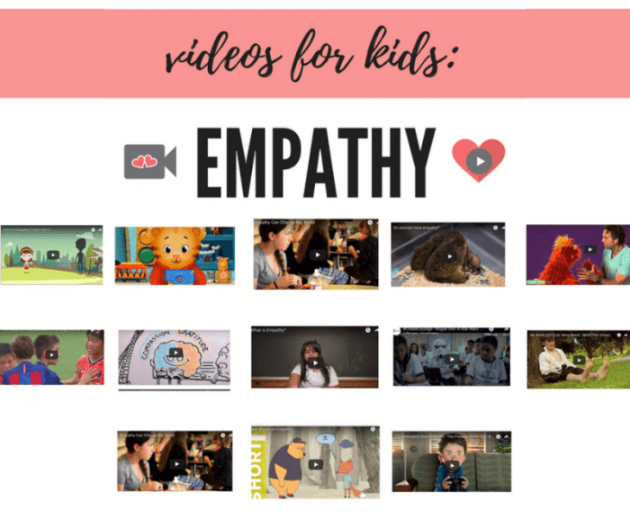 Videos for kids about empathy- Kid World Citizen