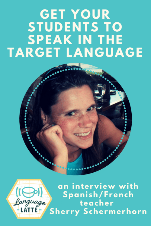 Speaking Target Language in Class- Kid World Citizen